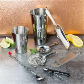 8-Piece Starter Bar Cocktail Kit
