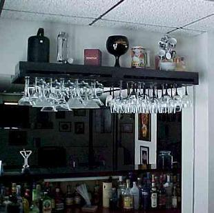 Direct Mount Wine Glass Racks