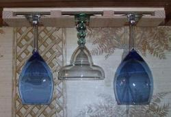 Mico Wine Glass Rack 16